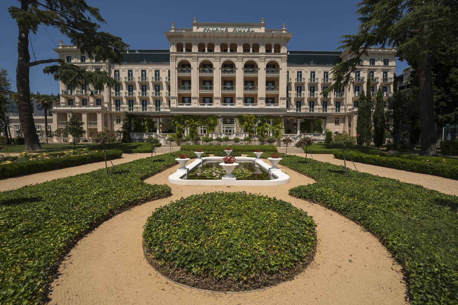 Hotel Palace Portoroz; foto: Nea Culpa - Jure Kravanja; vir: www.slovenia.info