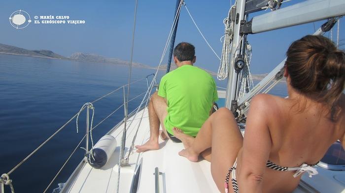 Las historias de nuestros viajeros - Navegar por Croacia