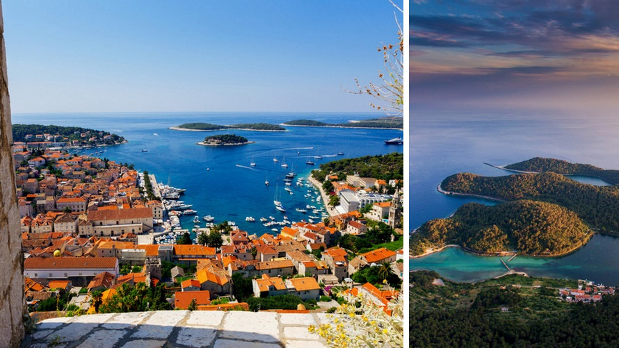 Deluxe Cruise from Dubrovnik to Split