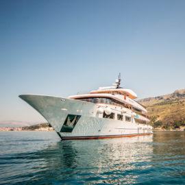 Islas croatas entre Opatija y Dubrovnik de lujo