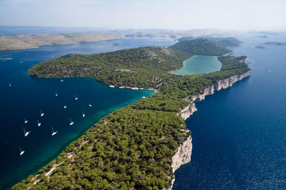 Kornati desde Zadar