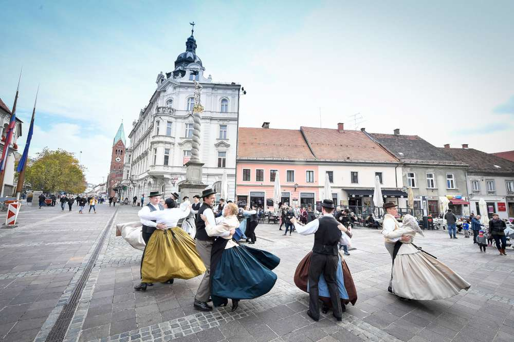 Festival del vino en Maribor,www.slovenia.info, Marko Pigac, archive Zavod za turizem Maribor - Pohorje