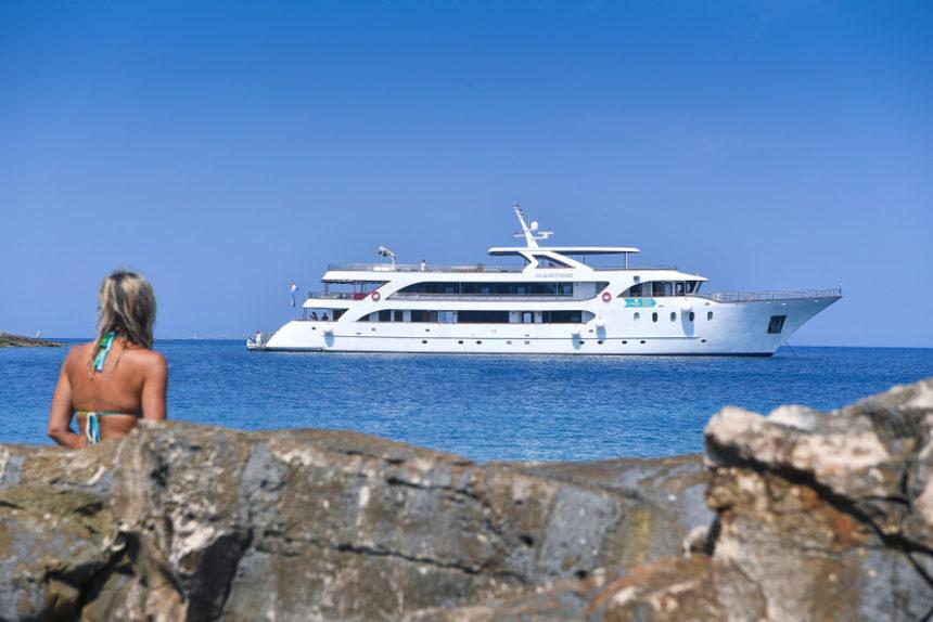 Crucero Croacia: Islas Dálmatas entre Dubrovnik y Split de lujo