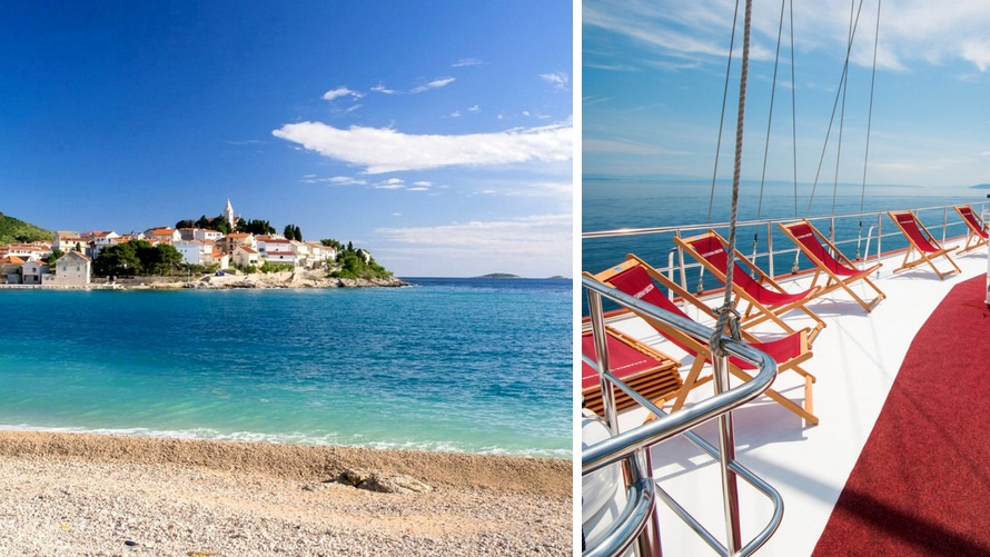Crucero Croacia: Islas Dálmatas de Dubrovnik a Split