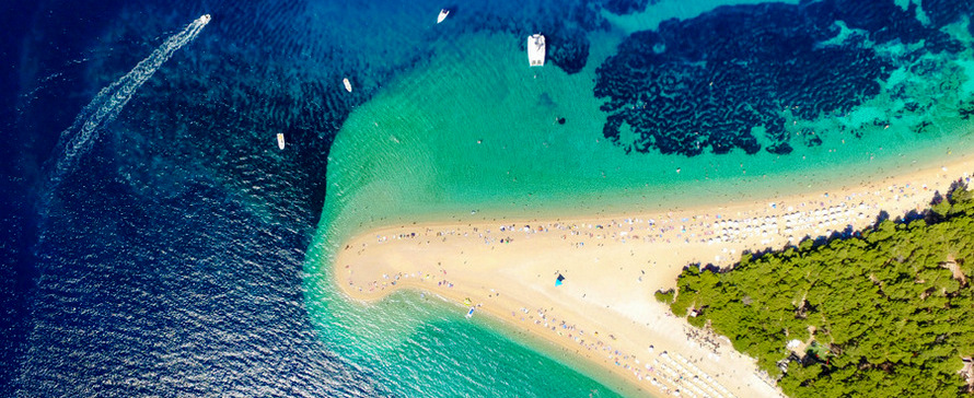 Crucero: Croacia, Brac, Bol