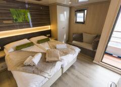 Barco de lujo: Camarote doble