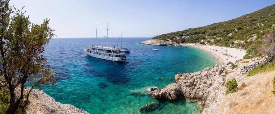 Crucero: Croacia, Kvarner, Cres