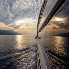 Crucero entre Split y Dubrovnik de lujo