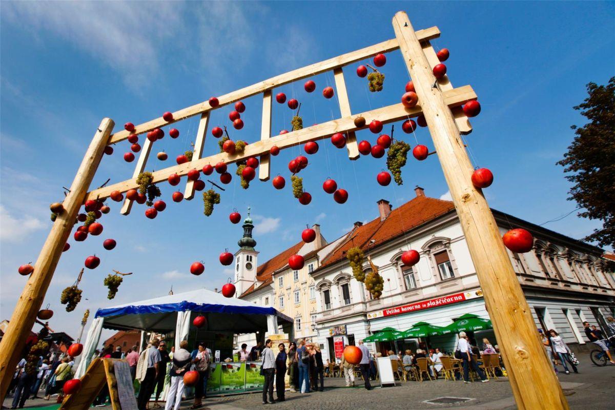 Festival de Vino en Maribor, Eslovenia