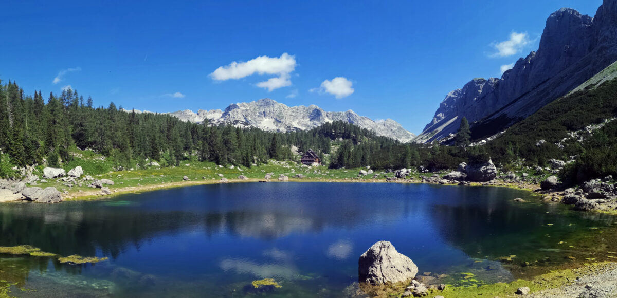 Senderismo por los Alpes - los 7 lagos de Triglav