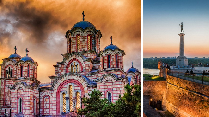 Visit Serbia - Belgrade