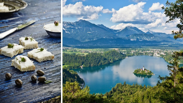 Slovenia Luxury Tour: Gastronomy - Lake Bled
