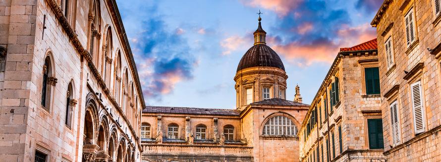 Viaje religioso: Dubrovnik