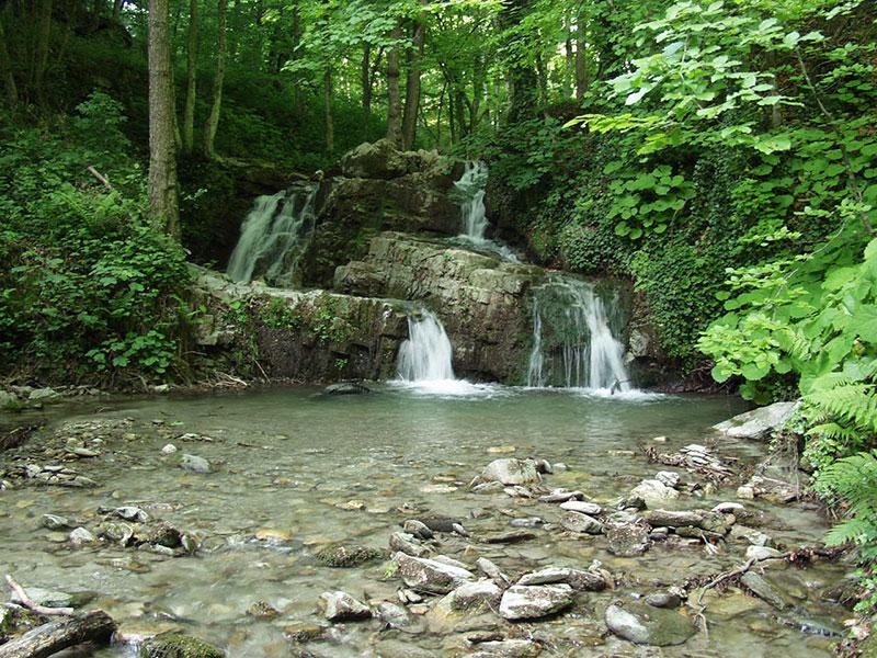 Parque Natural de Papuk en Croacia