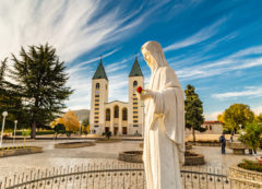 Parroquia de Santiago Apóstol de Međugorje, Bosnia y Herzegovina