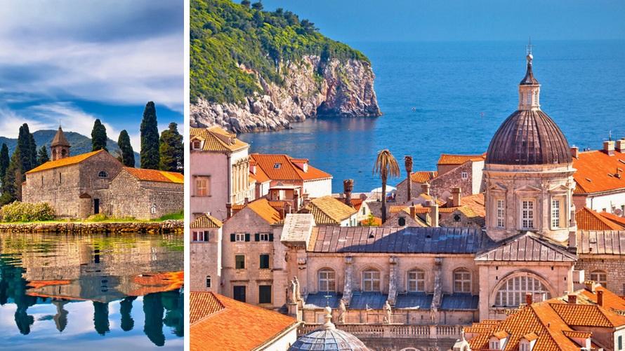 Viaje por los Balcanes: Dubrovnik y Montenegro