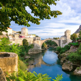 Viaje a Mostar