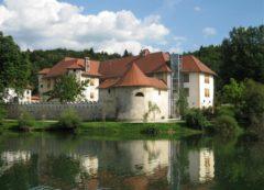 El castillo de Otocec
