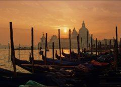 El viaje empieza en Venecia