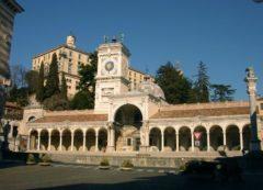 Udine, la ciudad en la región Friuli-Venecia Julia