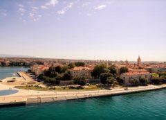 La ciudad de Zadar