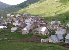 Etno pueblo en Bjelasnica