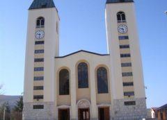 Iglesia en Medjugorje