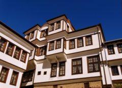 Casas típicas de Ohrid