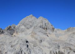 El pico mas alto - Triglav