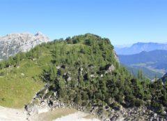 La punta de Sleme - 1911 m