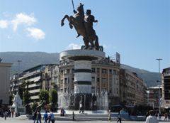 Skopie - ciudad de estatuas