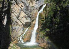 La cascada de Savica