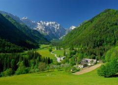 El valle de Logarska