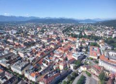 Klagenfurt, la capital de Carintia
