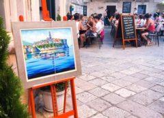 Hermosa ciudad de Korčula