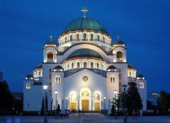 El Templo de San Sava
