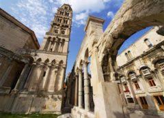 El famoso Palacio Diocleciano