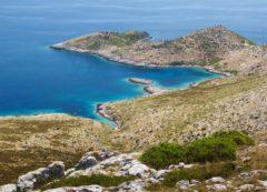 El paisaje de Dalmacia