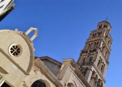 Palacio Diocleciano en Split