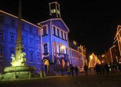 El Ayuntamiento en el ambiente navideño