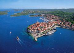 La isla de Korčula