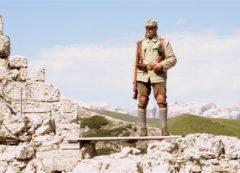 Historia en las Dolomitas