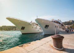 Impresionantes barcos