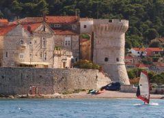 Arquitectura típica de Dalmacia