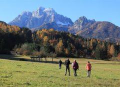 Senderismo por los valles verdes de Eslovenia