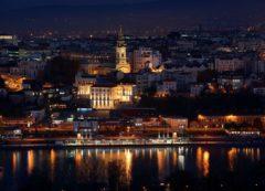 Belgrado de noche