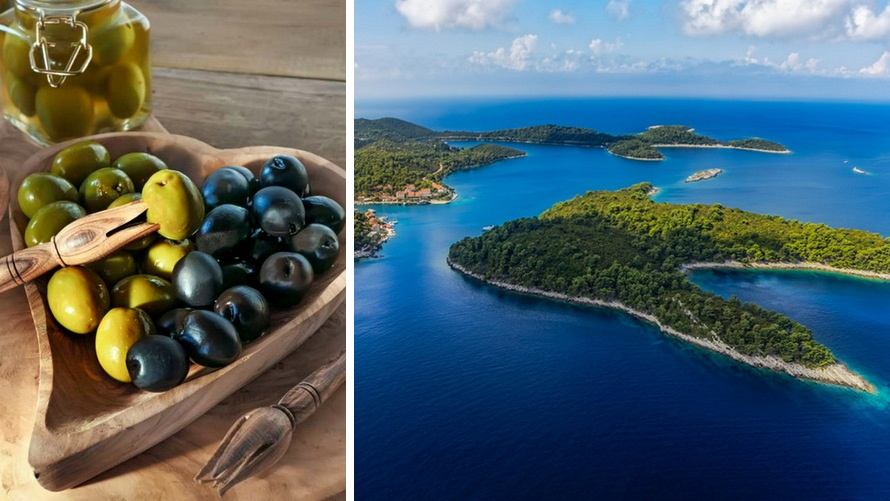 ilhas dalmatas de Dubrovnik - cruzeiro de luxo