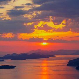 islas Elafiti en Croacia
