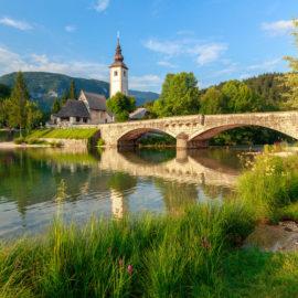 Lo mejor de Eslovenia - Bohinj