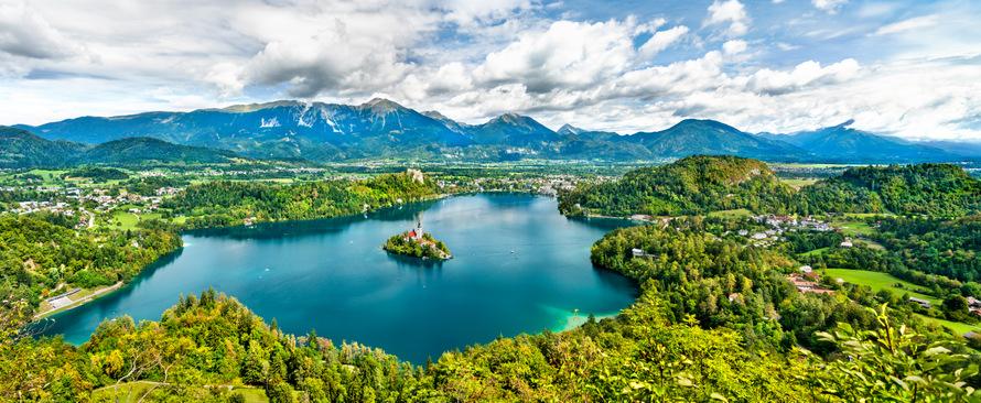 Voyage en Slovénie: Bled
